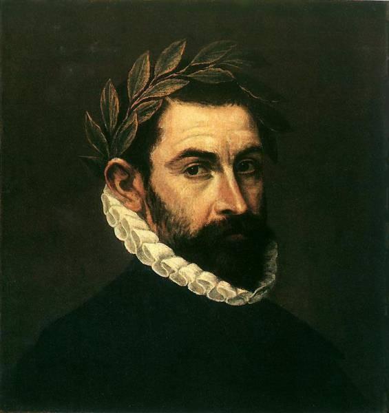 Poet Ercilla y Zuniga 1590 1600